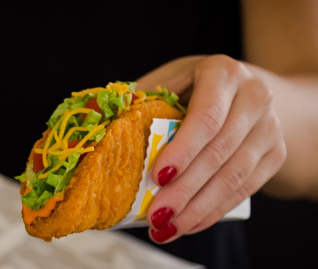 Taco Bell Gets Wilder With The Return Of The Naked Chicken Chalupa
