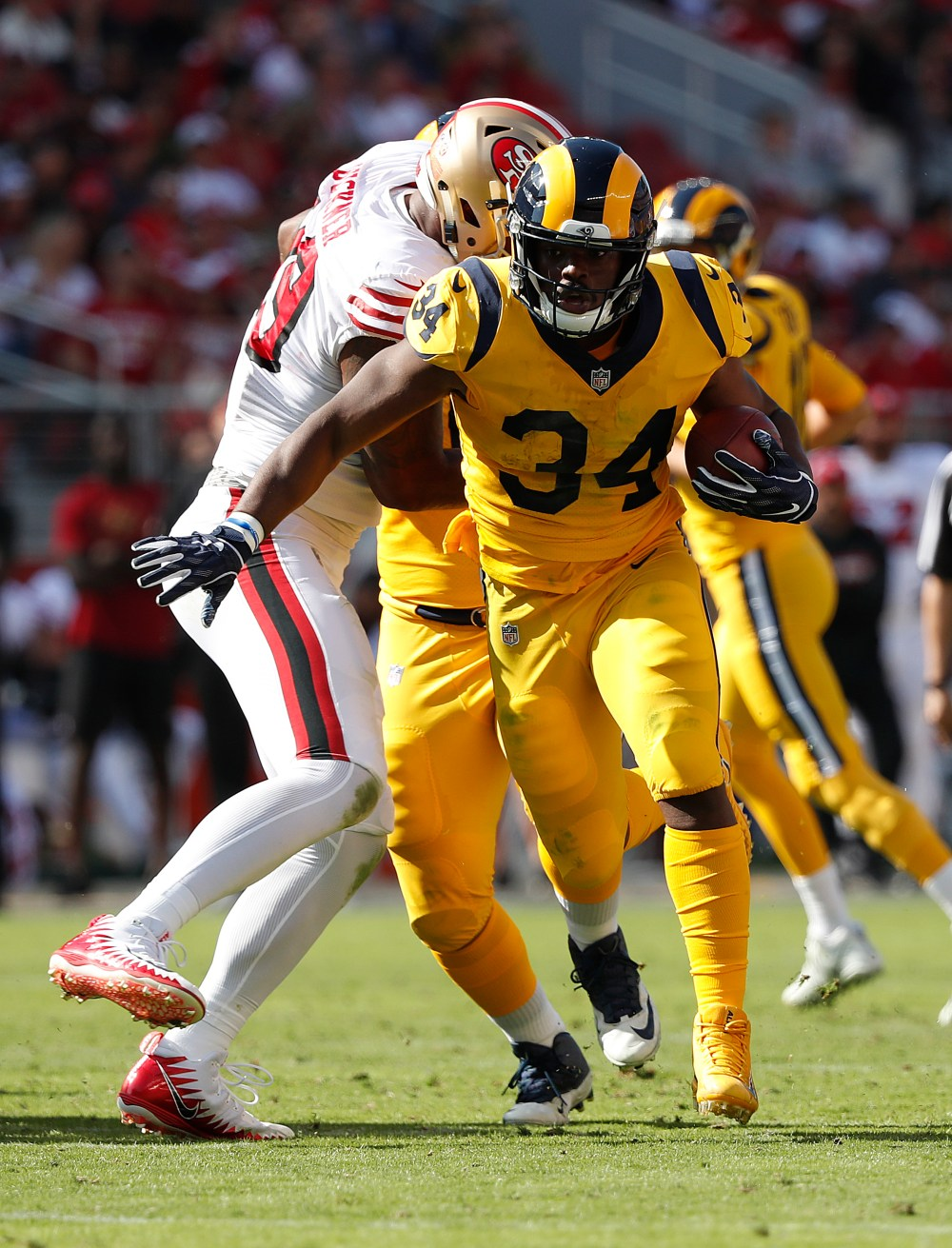 Image result for malcolm brown 49ers