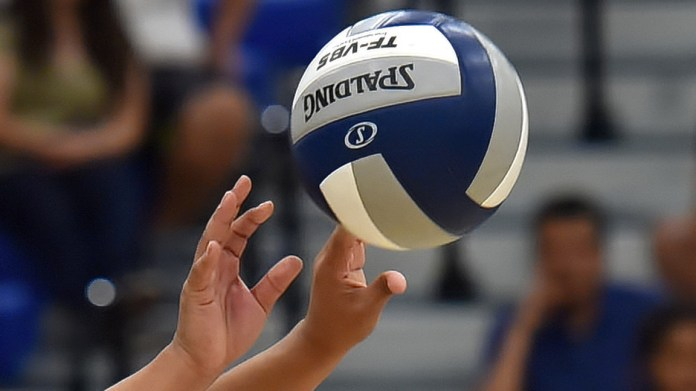 Boys Volleyball:  Griffins close but HB prevails