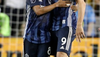 d37dfbf68 Zlatan's return helps Galaxy win at Kansas City for 1st time since 2007