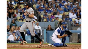 Dodgers drop another one-run game against Giants