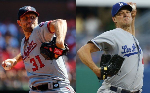 NLDS Game 4: Dodgers vs. Nationals pitching matchup