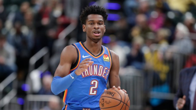 Shai Gilgeous-Alexander looking forward to first meeting with Clippers –  Orange County Register