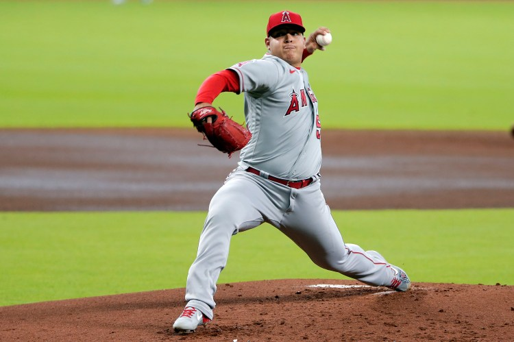 Angels' Matt Thaiss has taken quickly to another new ...