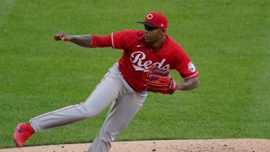 Angels acquire closer Raisel Iglesias from Reds – Orange County Register