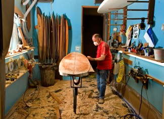 SB surfing legend Rich Harbour dies at age 77