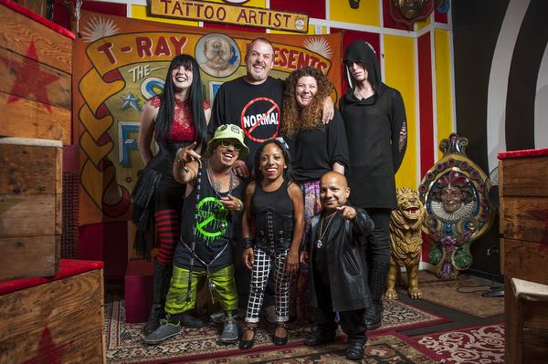 Venice Beach Freakshow Is A Family Affair Orange County