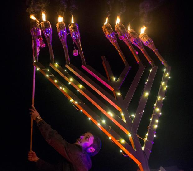 https www ocregister com 2015 12 06 across orange county menorah lighting ceremonies mark the start of hanukkah