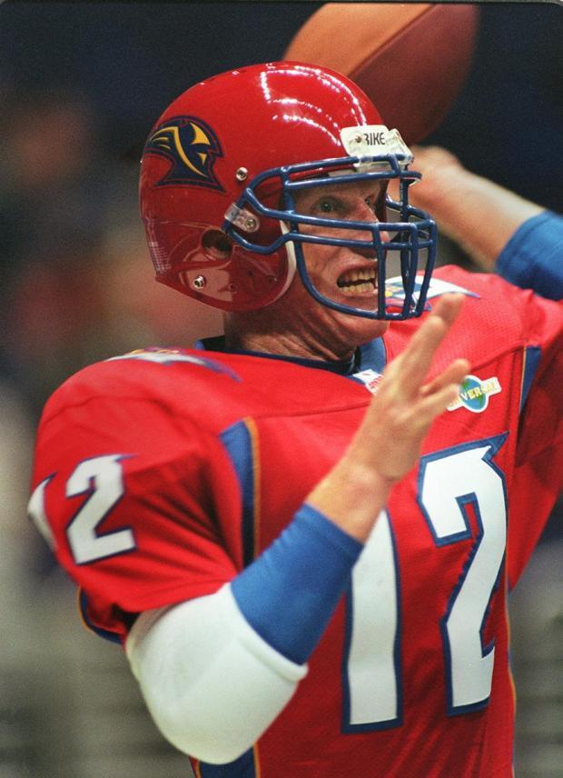 Todd Marinovich Former Usc And Raiders Quarterback