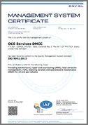 ISO Certification (Dubai)