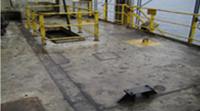 Wire line deck