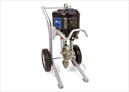 Airless Spray Machine- Equipment Hire