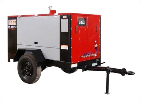 Air Compressor - Equipment Hire