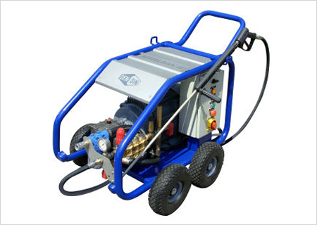 High Pressure Washer - Equipment Hire