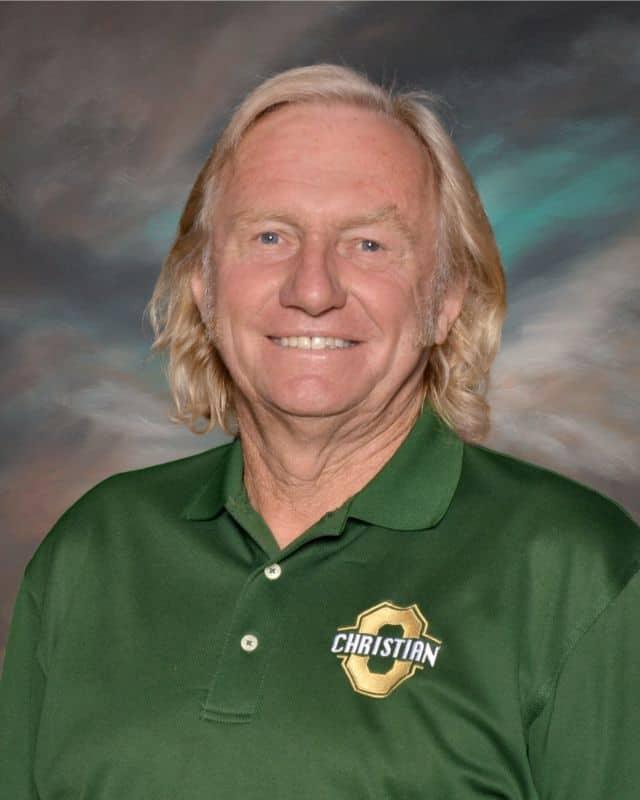 Photo of Larry Vanden Berge