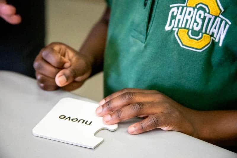 Ontario Christian elementary students enjoy enrichment courses in world language