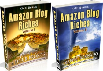 amazon blog riches review
