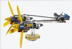 Modell de Anakin Podracers aus Star Wars