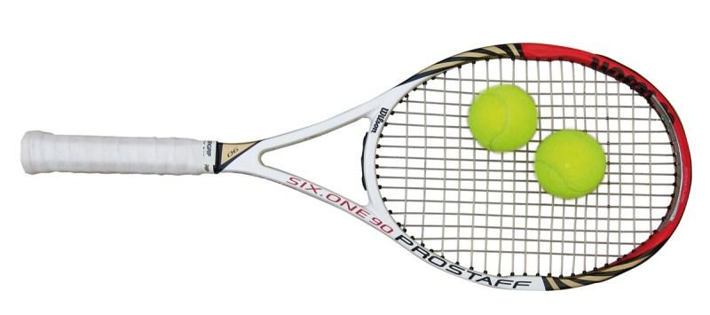 Federer-Tennisschläger