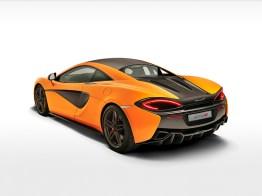 McLaren 570S und seine Vorgänger