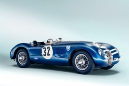 Octane Magazin 10 Jaguar C Type Ecurie 1952 Jaguar C Type Two Seat Sports Racing Roadste