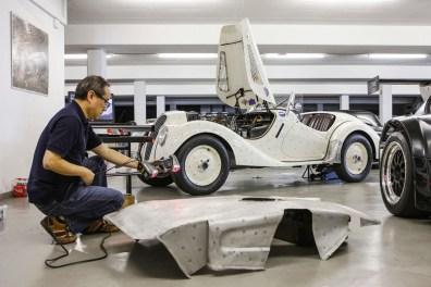 Mit Hilfe von 3D-Scannern wird das Original vermessen und digitalisiert.