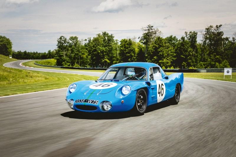 #39, Alpine, M64, M63, Le Mans, Colin Chapman