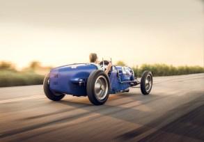 Bugatti Type 5Photo: James Lipman