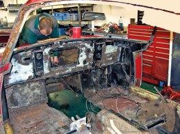 #24, Aston Martin, DB4, DB5, DB6, Restaurierung