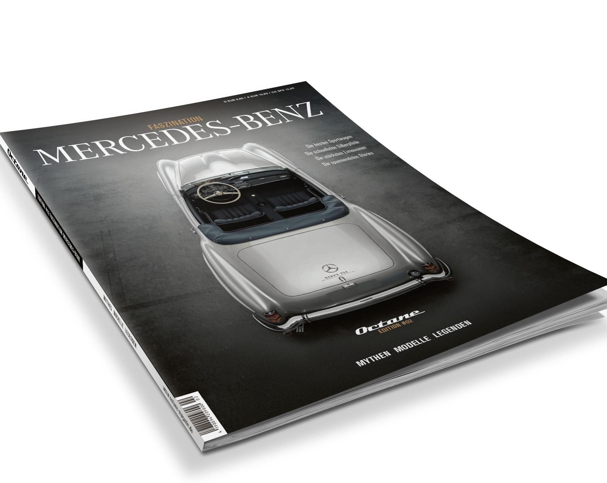 OCTANE Edition #02 Faszination Mercedes-Benz