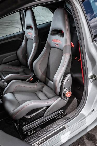 Octane Magazin Fiat 595 FCA Germany AG Abarth 595 2019 165