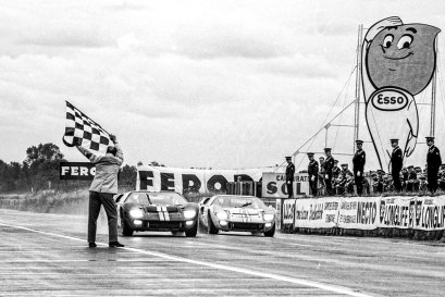 Octane Magazin Ford GT40 GPL 66 Ford Photo Finish Hi Res Copy