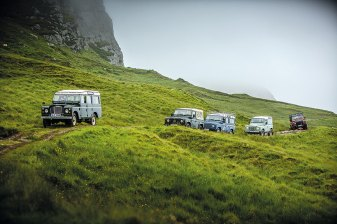 Octane Magazin Land Rover Und Prototype IslayDefenderDrive 038