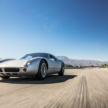 #31, Lola Mk6 GT, Prototyp, GT40, Eric Broadley