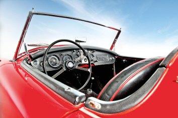 #23, MGA, Alfa Romeo, Giulietta Spider, Porsche, 356, Vergleich