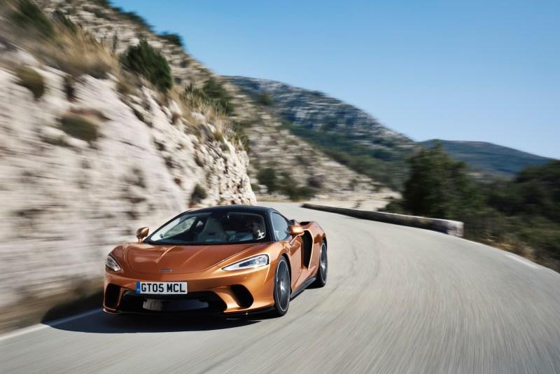 OCTANE McLaren GT