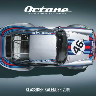 OCTANE Klassiker Kalender 2019