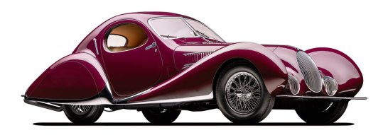 Octane Magazin Talbot Lago 1938 Talbot Lago T150SS Front 3q