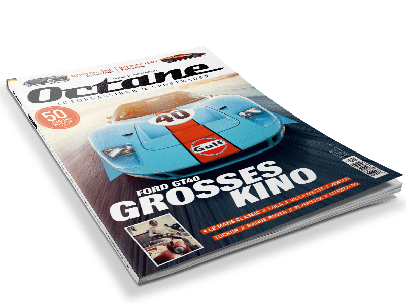 OCTANE, Edition 02, Mercedes-Benz