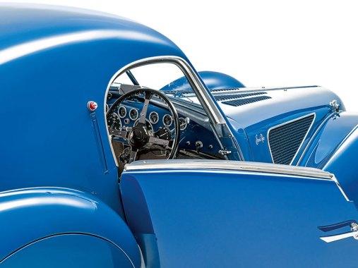 Octane Magazin Das Blaue Wunder BlauTalbot