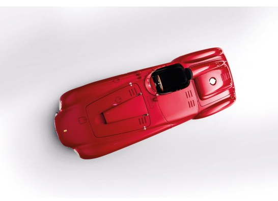 Octane Magazin Der Ferrari Mit Dem Gewissen Extra TOP DOWN 375 PLUS