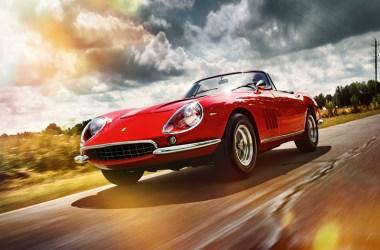 Ferrari NART Spider