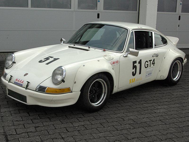 Ein originaler Porsche RSR Spezifikation, Baujahr 1972
