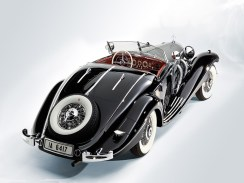 Octane, Mercedes-Benz, 540K Spezial-Roadster, Edition #02