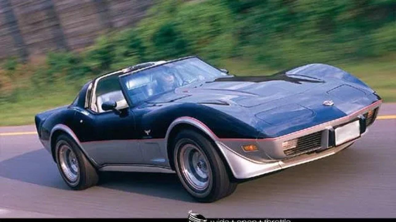 1978 Corvette L82 Official Pace Car Indy 500
