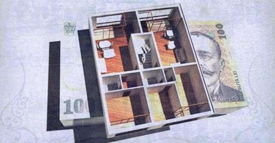 Apartment Buildings in Romania