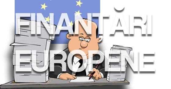 finantarile europene