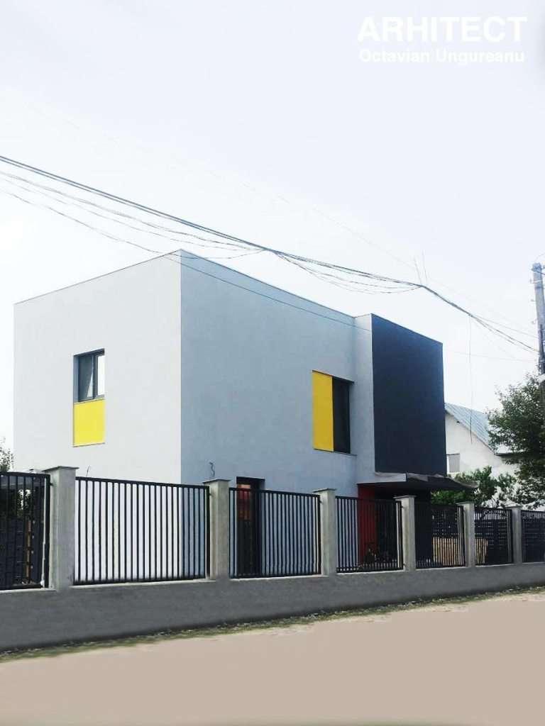 Proiect de casă – Ilfov 1