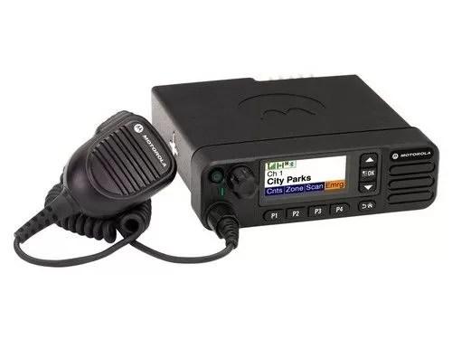 Motorola CM7668 Digital Mobile Walkie Talkie