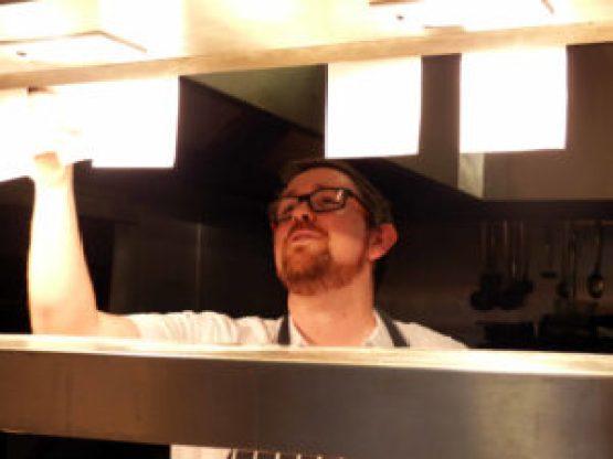 Chef Dickie Flinn, Andersons